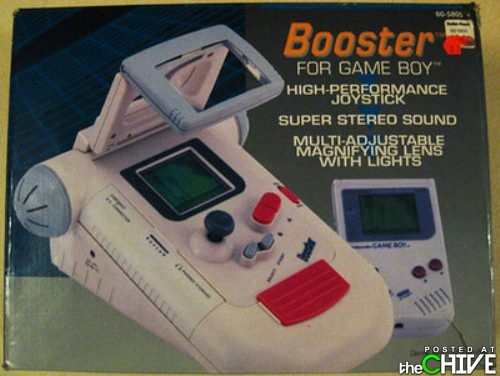 booster for Game Boy