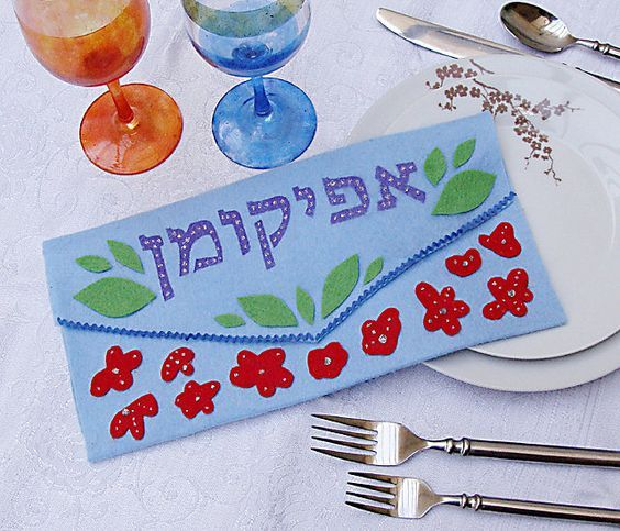 Who knew that Lego pieces could easily be transformed into a creative Seder plate for tots? Bible Belt Balabusta provides step-by-step instructions for crafting a plate out of pieces you probably already own. Just wait until the kids see this on their end of their table.