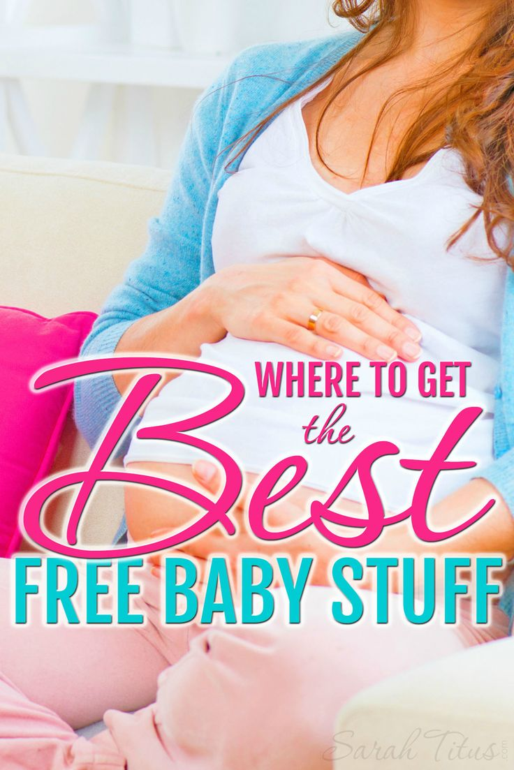 how to get free stuff while pregnant
