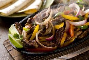 Sizzlin' Beef Fajita - Healthy Recipes - joybauerweightloss.com