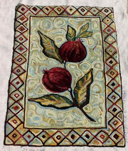 722 Best Hooked On Rugs Images On Pinterest