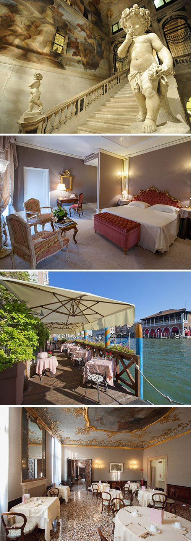 Hotel Ca' Sagredo is een kleinschalig, luxe hotel aan dé hotspot van Venetië: het Canal Grande. Het hotel is gevestigd in een 15e eeuws paleis en beschikt over een indrukwekkende kunstcollectie en een restaurant met uitzicht op de gondels.
