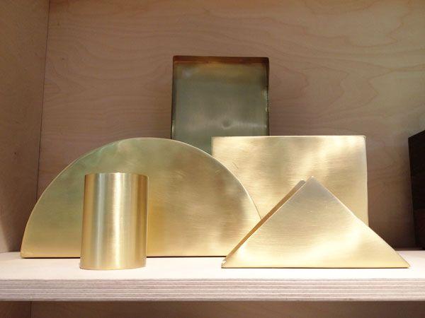 Ferm Living Brass-collectie.