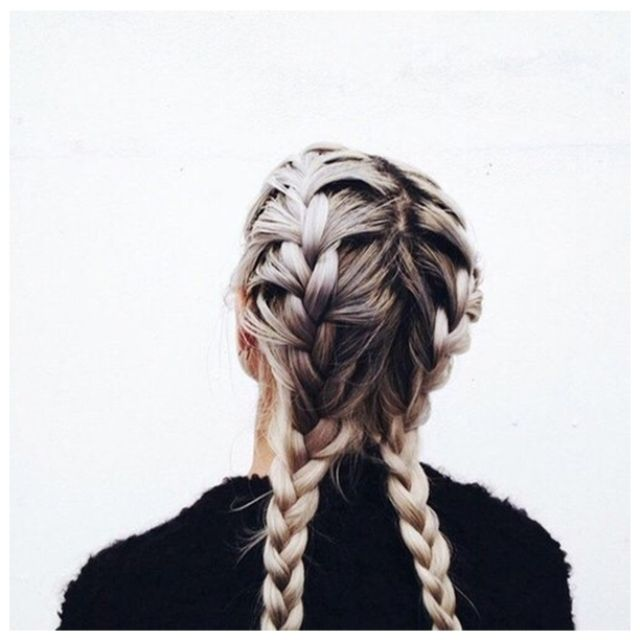 Hair goals....we need this hairstyle in our life now please..  #PrettyLittleThing #Fashion #Love #Hair #Ootd #HairGoals