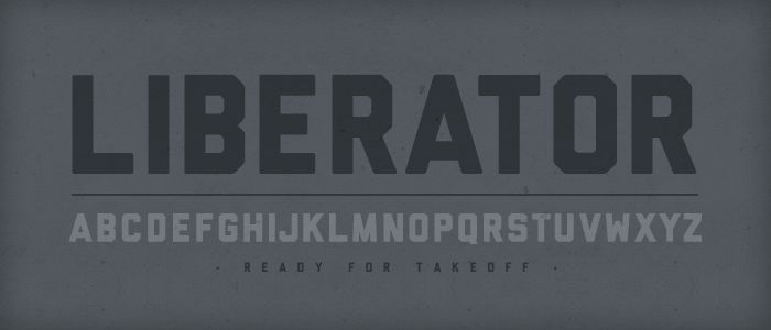 web/graphic design stuff - Lost Type Co-op   Liberator