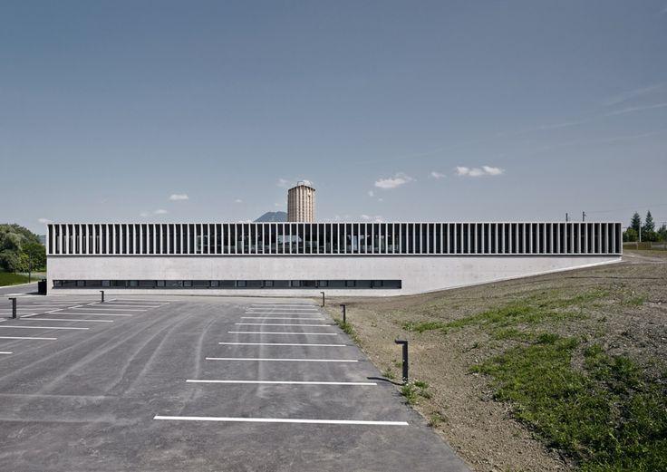 Gallery of Motorway Maintenance Centre Salzburg / marte.marte Architekten - 6