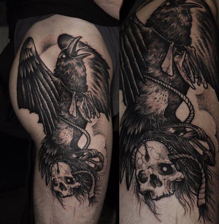 The dark and badass work of Grindesign... | Tattoo ...