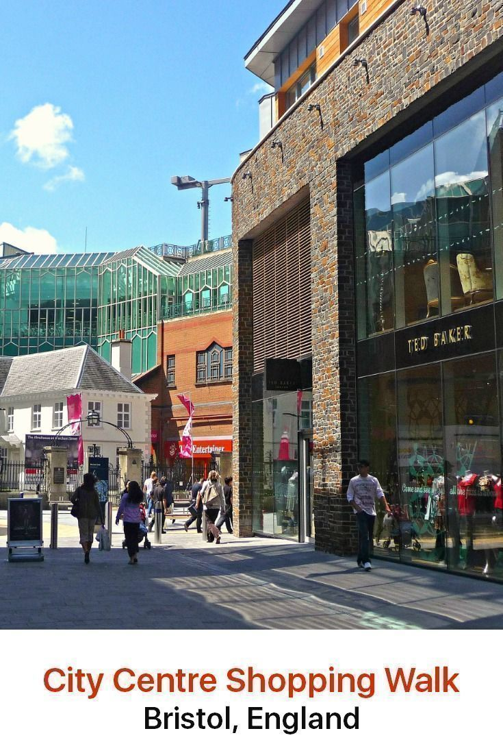 Whether you want high street fashions or haute couture, rare gifts, food and other everyday essentials, Bristol's city center is the place to fill your shopping bags. At its heart is the Bristol Shopping Quarter which is home to a clutch of shopping centers.