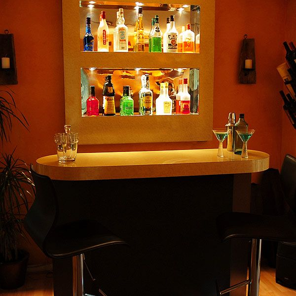 Margarita Bar and Wall Unit | Home Bars Bar Furniture - Buy at drinkstuff