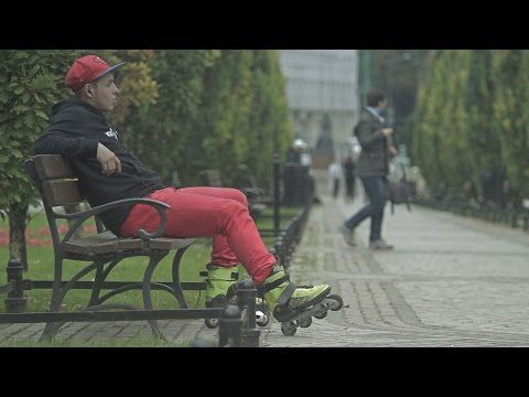 Rollerblades Freestyle - Adam Knop - K2 Il Capo - YouTube