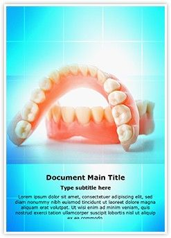 Dental Casting MS Word Template is one of the best MS Word Templates by EditableTemplates.com. #EditableTemplates #Denture #Tooth #Bridge #Dent #Caries #Modellation #Plaster #Eat #Hygiene #Side #Gum #Technical #Prosthetic #Medical #Wax #Gypsum #Dentist #Production #Toothache #Dental #Jaw #Fake #Bridgework #Restore #Laboratory #Cast #Health #Dentistry #Oral Care #Decay #Restoration #Crown #Bite