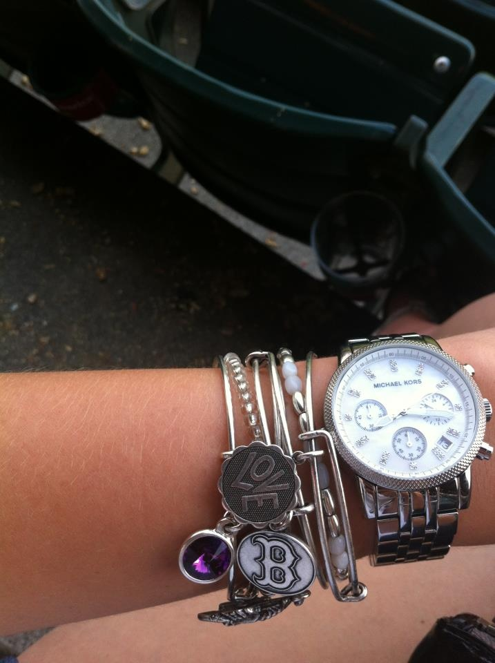 representing Boston in Chicago: Chicago Repin By Pinterest, Redsox Cap, Bangle Collections, Jewelry Favs, Representing Boston