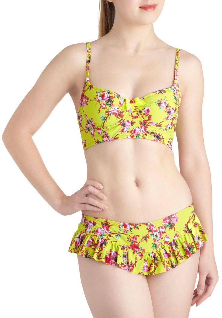 Retro Style Bathing Suits Part - 40: Lemon And Lace: Betsey Johnson Red Red Rose Vintage Style Swimsuit