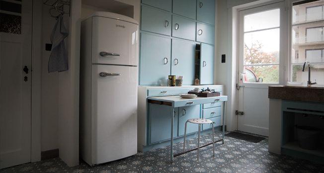 integratie van Cubex keuken in een nieuw keukenontwerp. zie ook villaeugenie.be