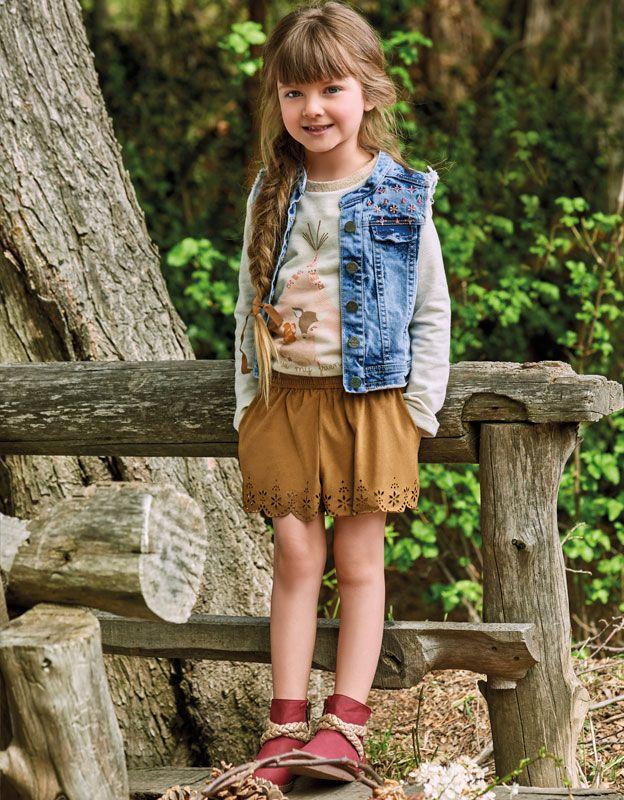 Descubre prendas llenas de magia vaquera para tu hija <<< #CowGirl @OFFCORSS
