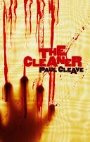Crime Watch: Have you read Paul Cleave?