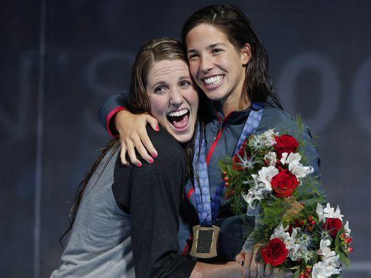 Maya DiRado looks beyond swimming, Rio Olympics