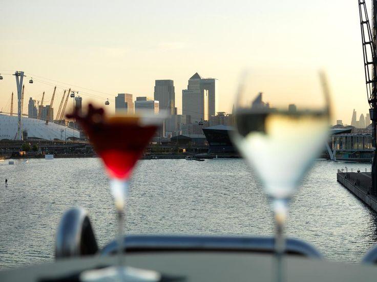 Sunborn London Yacht Hotel - UK