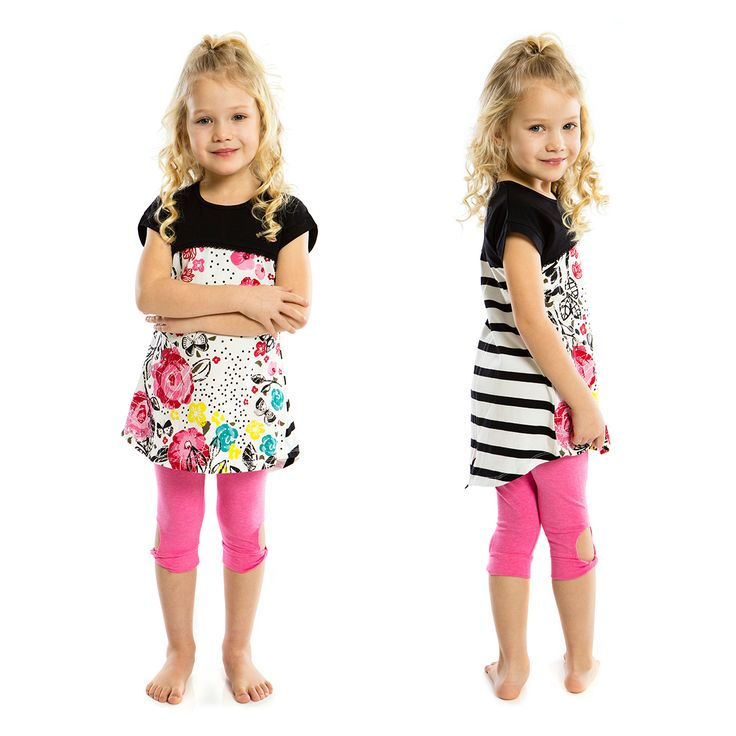 Nanö Collection JARDIN FRANÇAIS Printemps-Été 2017. Prêt-à-porter filles 12 mois à 12 ans. / FRENCH GARDEN Spring-Summer 2017. Sportswear girls 12 months to 12 years
