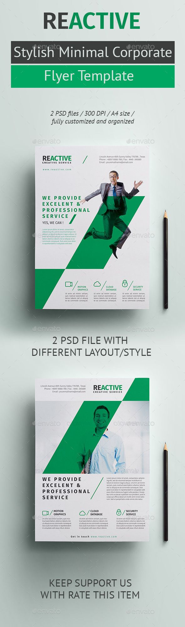 Best Flyer Images On   Flyer Template Business