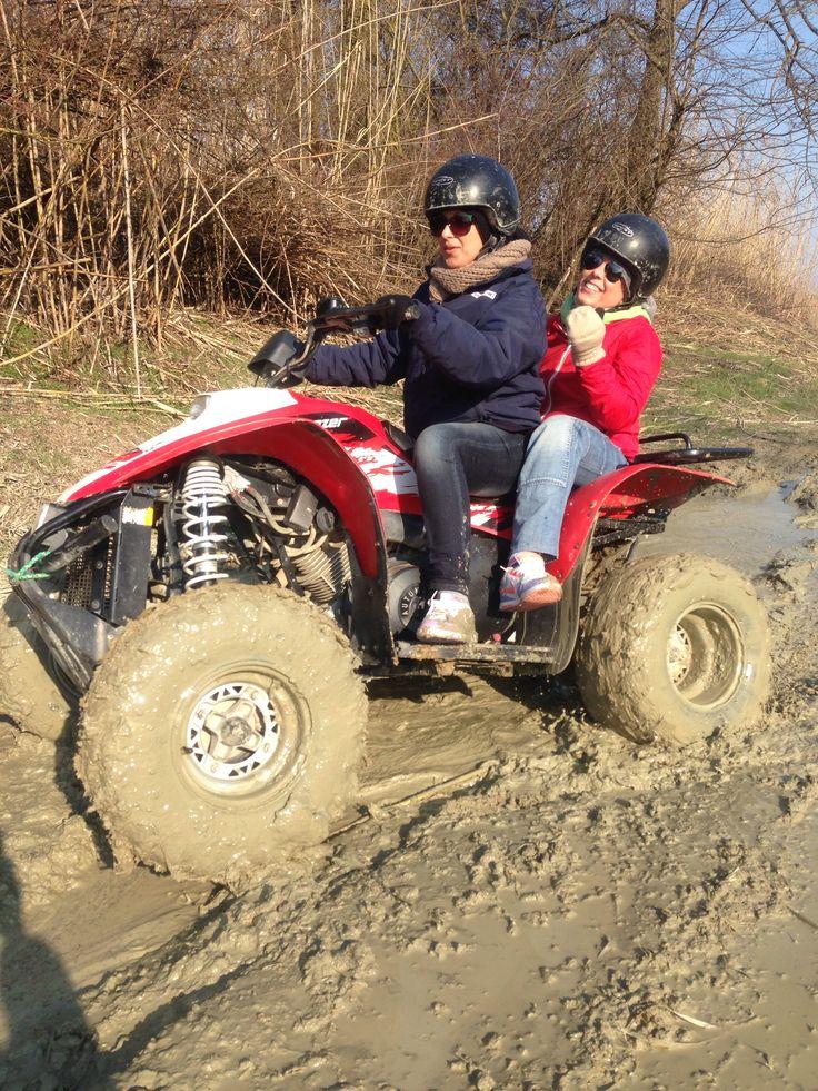 Avventura, divertimento, adrenalina...e tanto altro ancora in sella ai nostri #quad   www.monferratoexperience.it