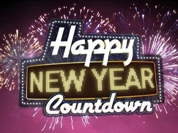 Happy* New Year 2016 Countdown with Seconds - USA, UK, India