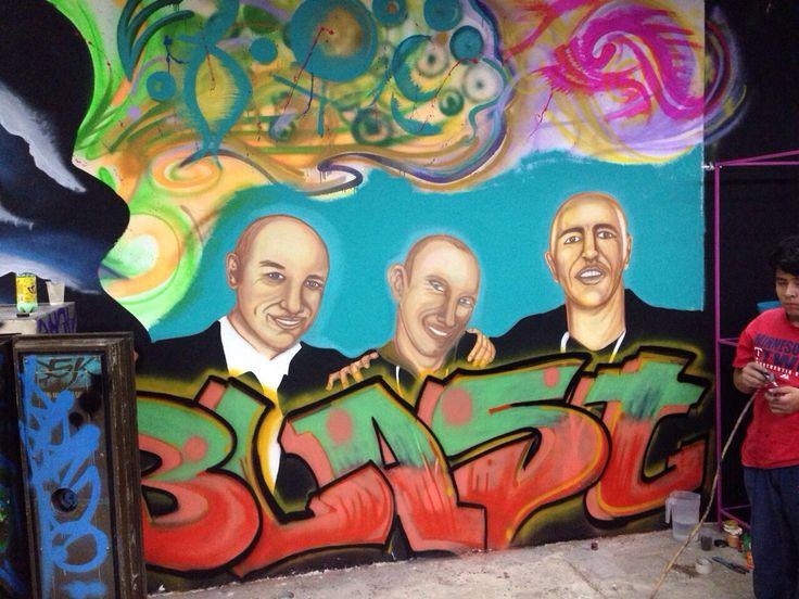 Alessio, Sergio e Alberto