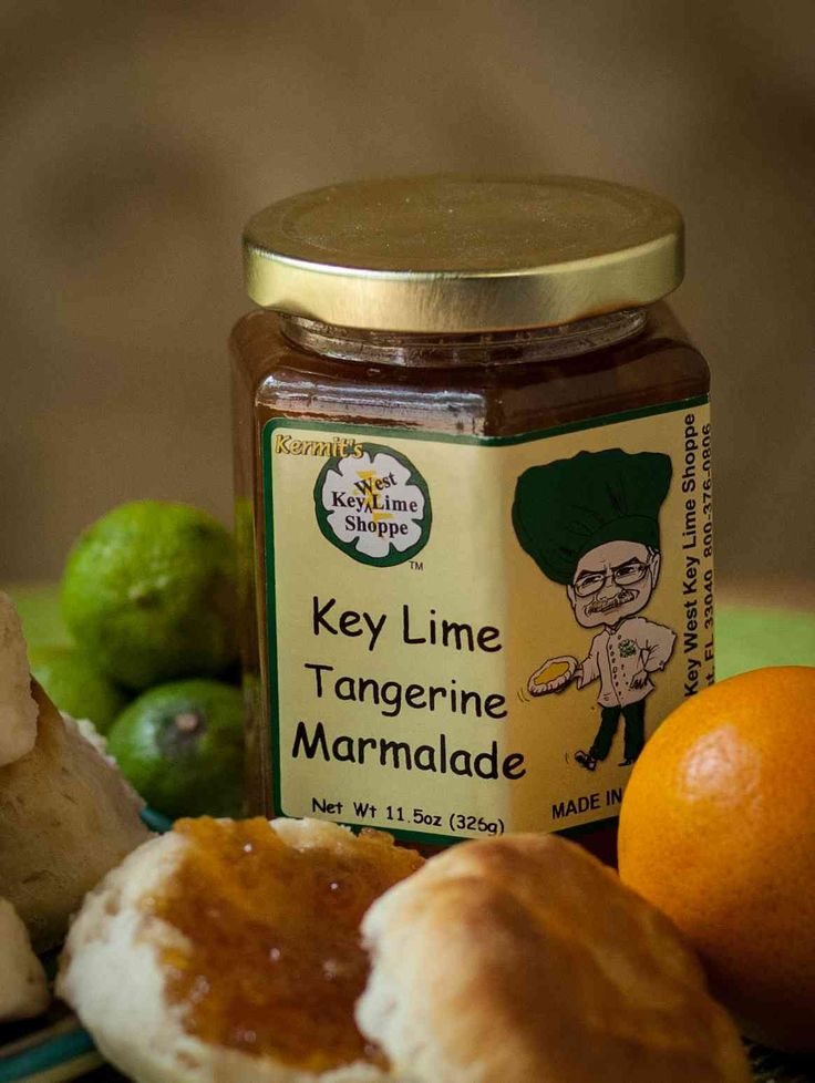 Kermit's Key Lime Tangerine Marmalade | Kermit's Products ...