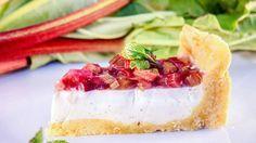 Ricetta torta di rabarbaro e formaggio fresco - Le ricette di CucinaToday