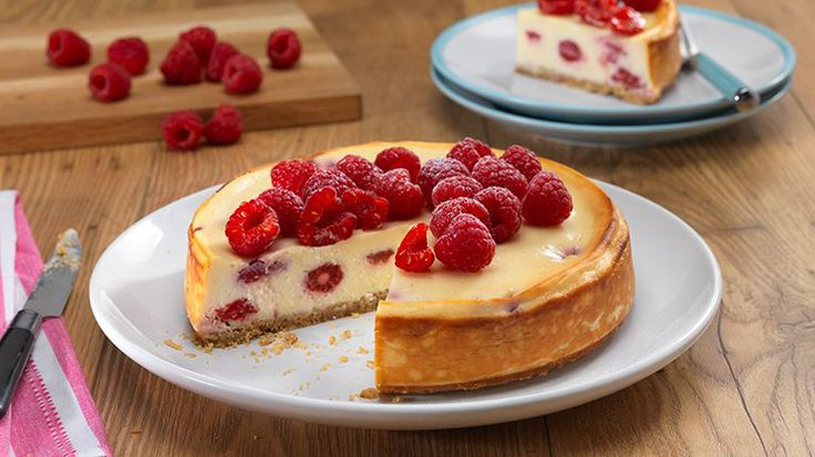 If you love a slice of cheesecake but are lactose free – look no further. Everyone's a winner with our delicious Baked Raspberry and Lemon Dairy-Free Cheesecake.