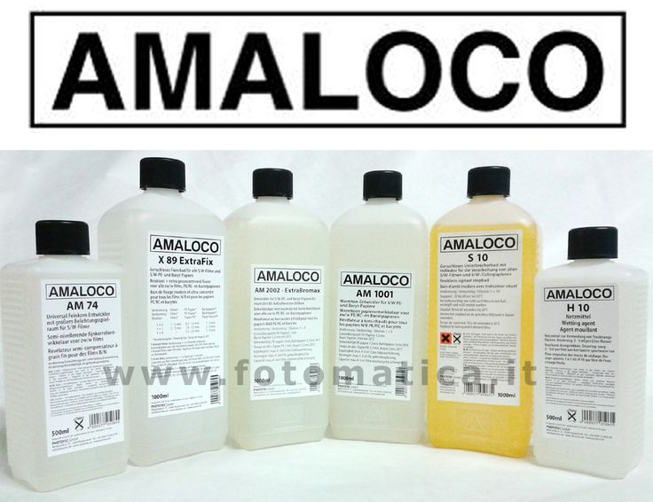 NUOVI CHIMICI AMALOCO  http://www.fotomatica.it/contents/it/d138_chimici_amaloco.html