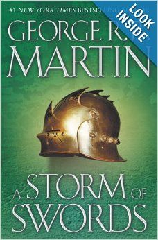 A Storm of Swords (A Song of Ice and Fire, Book 3): George R. R. Martin: 9780553106633: Amazon.com: Books