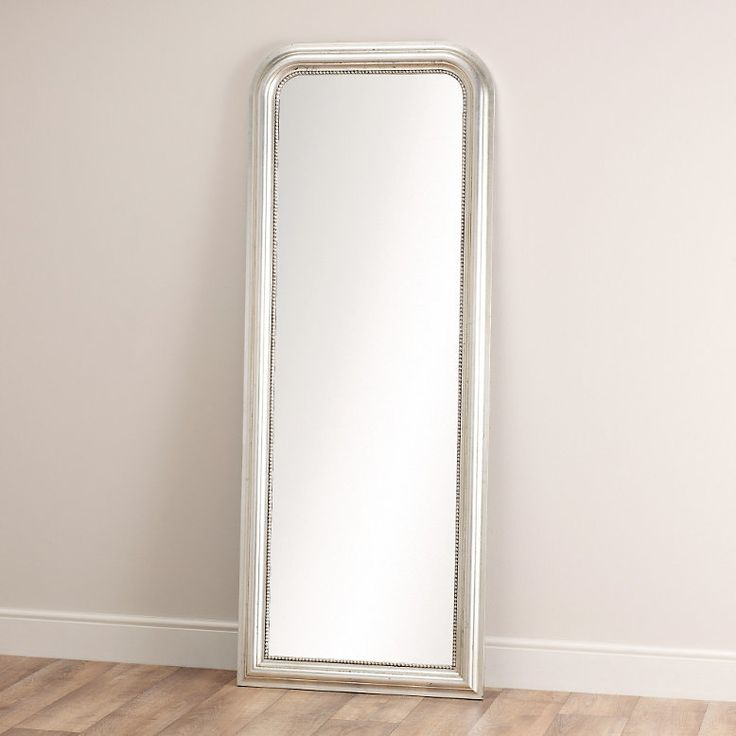 52 best images about mirror mirror on pinterest dressing for White framed long mirror