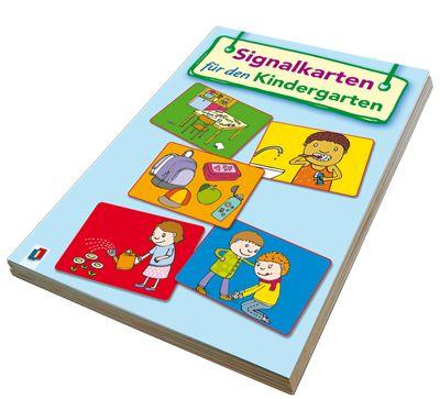 Signalkarten für den Kindergarten ++ Mit unseren #Signalkarten gelingt es…