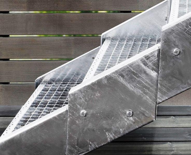 r sultat de recherche d 39 images pour escalier m tallique ext rieur interior pinterest. Black Bedroom Furniture Sets. Home Design Ideas