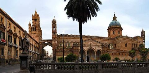 Sicily - Palermo - The Cathedral