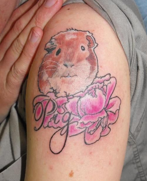 17 best ideas about pig tattoos on pinterest vegan