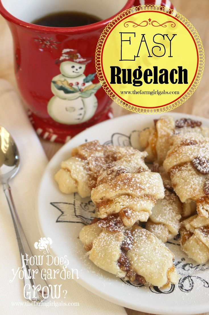 recipe: easy rugelach recipe pillsbury [38]