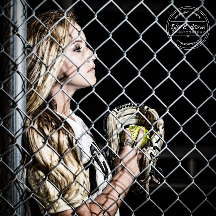Senior Photography - Senior Pictures - Class of 2017 - Dallas - Texas Senior - Softball - Photography - Dallas, Texas  - Senior Girl - Senior Poses - Fall - Cute Senior Pictures - Tyler R. Brown Photography