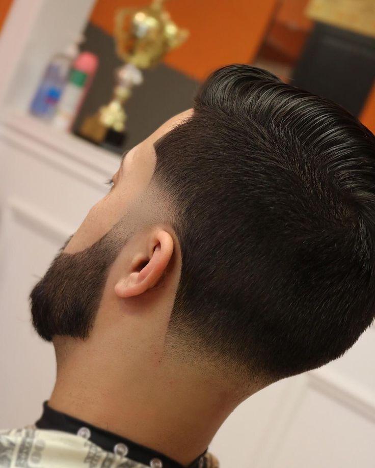 Haircut by kjthebarber1 http://ift.tt/1UDursE #menshair #menshairstyles…