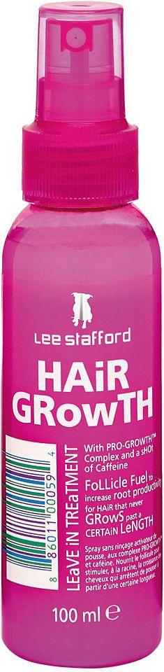 Lee Stafford, »Hair Growth Leave-in Treatment«, Haarpflege Spray Jetzt bestellen unter: https://mode.ladendirekt.de/damen/bekleidung/jacken/winterjacken/?uid=b959aade-959e-5575-8745-04d0f6fac158&utm_source=pinterest&utm_medium=pin&utm_campaign=boards #beauty #wellnessartikel #winterjacken #bekleidung #sonstige #jacken