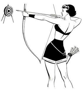 Brady's Bunch of Lorain County Nostalgia: Don's Archery Shop – 1963