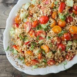 #172699 - Summer Farro Salad