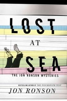 Lost at Sea by Jon Ronson, nonfiction-history & society