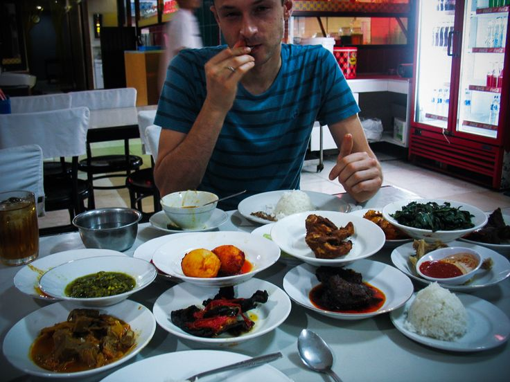 Indonesian cuisine (the good, the bad and the ugly)