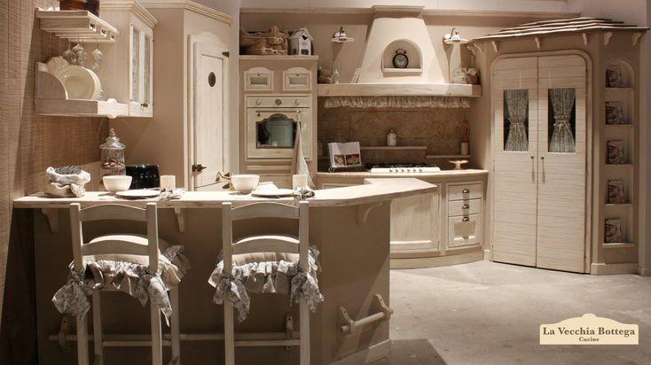 Gallery cucine in muratura Rhonda avorio