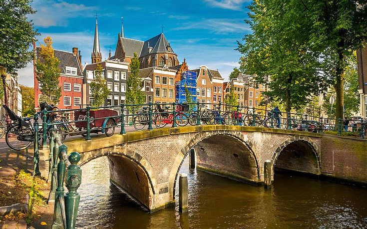 Which is the cheapest way to get from London to Amsterdam