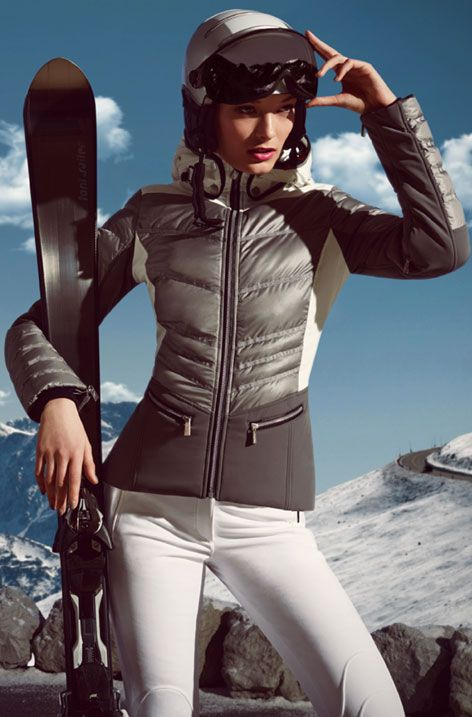 Women S Ski Wear Winter Fashion Mountain Fox