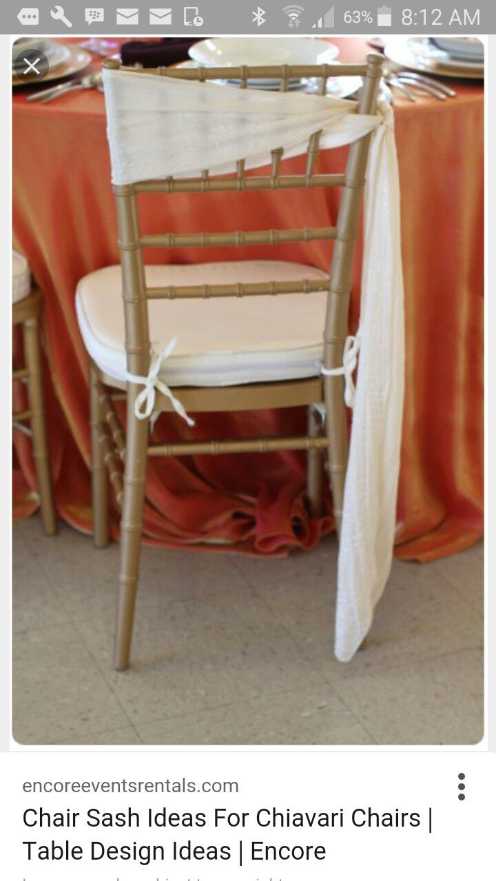 Sashes For Chairs 99 best chairs images on pinterest | chairs, wedding chair covers