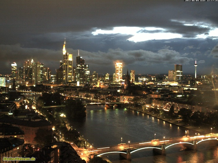 Would you like this to be your view from your apartment? we have job opportunities in Frankfurt. mail@thinkgr.com